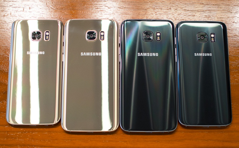 Galaxy S7 e Galaxy S7 Edge: a confronto i due dispositivi Samsung