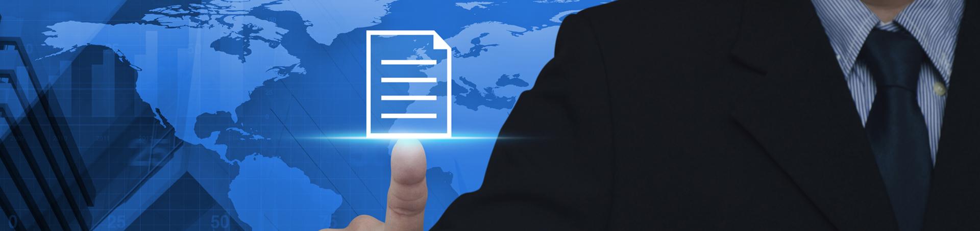 I numerosi servizi del Document Management System