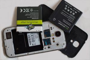 batteria cellulare