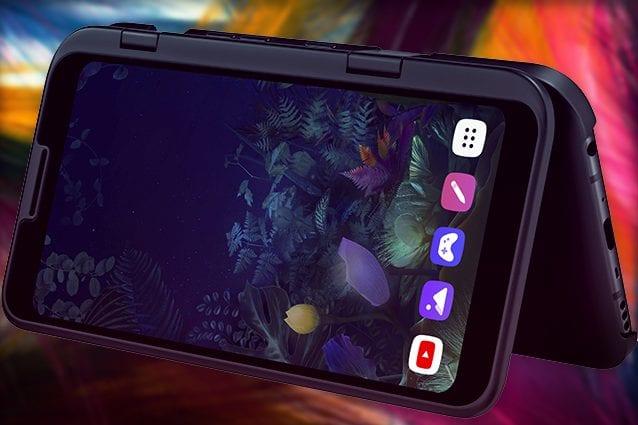 Le novità di LG: V50 5G con doppio display e il nuovo G8s ThinQ che riconosce le vene