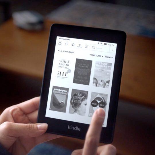 Il mondo del Kindle Paperwhite